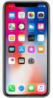 Apple iPhone X 256GB Space Gray, Silver